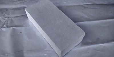 Силикатный кирпич белый 250х12х65, Шт.