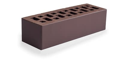 Кирпич керамический Шоколад ЕВРОФОРМАТ 0,7НФ (250х85х65) Магма Россия, Шт.